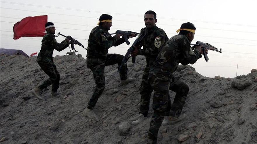 Las tropas iraquíes lanzan una operación para liberar una zona al este de Ramadi