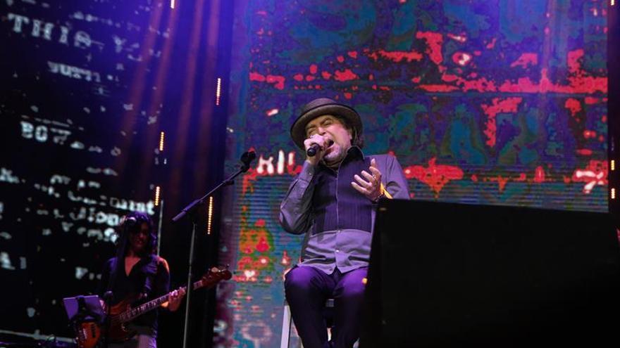 Joaquín Sabina deslumbra a Quito con un concierto en el que se muestra rejuvenecido