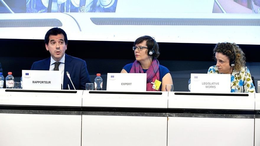 Navarra elabora un dictamen en la UE que pide una política europea de innovación basada en cooperación interregional