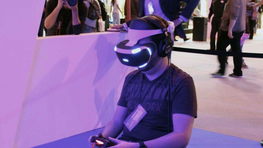 PlayStation VR MGW