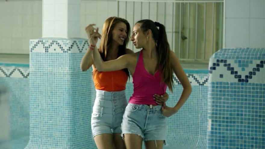 Rosy Rodríguez y Zaira Morales, las protagonistas de 'Carmen y Lola'