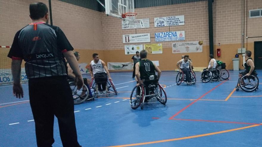 Baloncesto en silla de ruedas: Triunfo para soñar