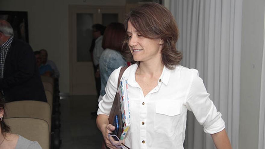 Eva de Anta. / Foto: Felipe de la Cruz.