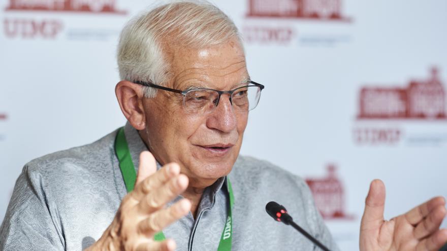 El Alto Representante de la Unión para Asuntos Exteriores y Política de Seguridad, Josep Borrell