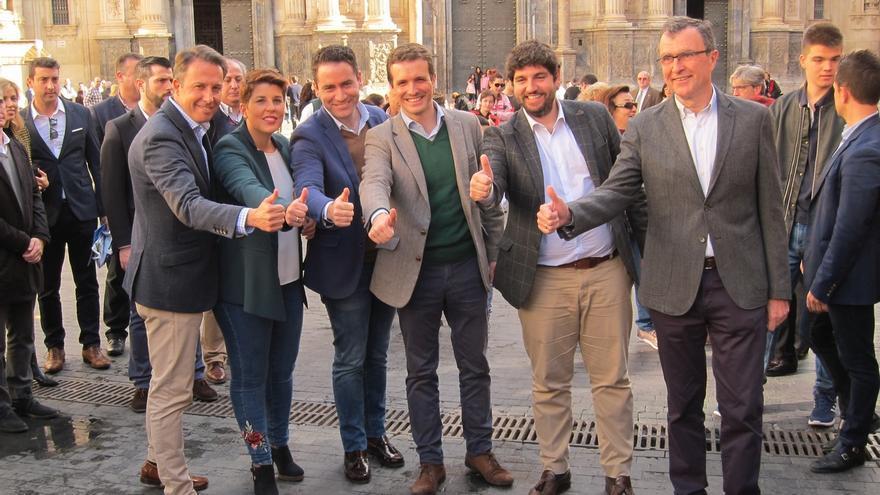 """Casado anima a sus exvotantes a volver al """"PP de siempre"""" porque no encontrarán sus principios en otro partido"""
