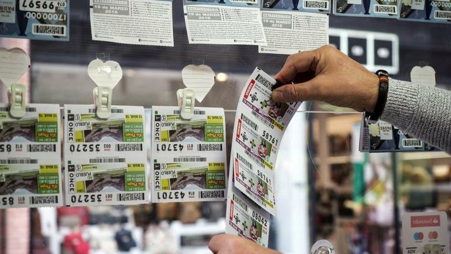 El Cuponazo de la ONCE deja 9 millones a un único acertante en Olot (Girona)