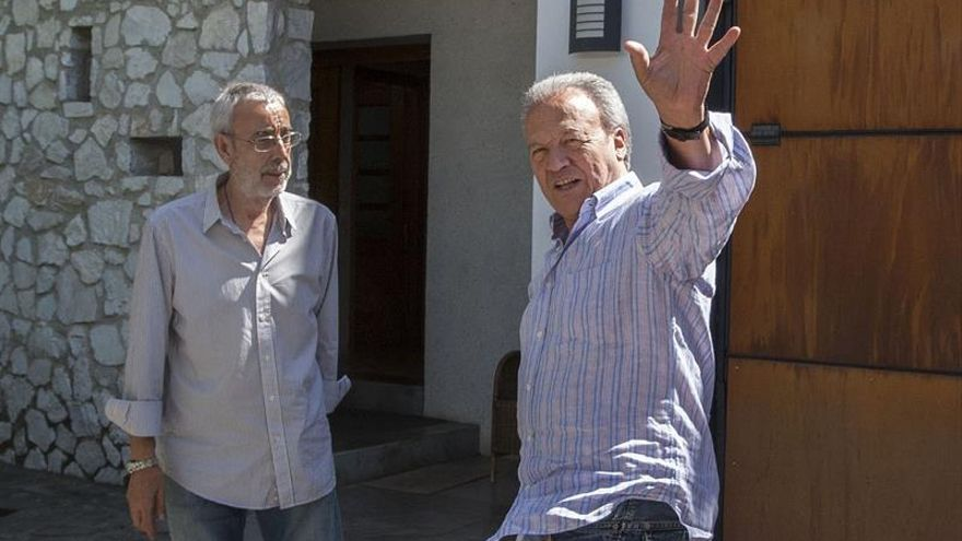Pacheco disfruta del primer permiso penitenciario desde su ingreso en prisión