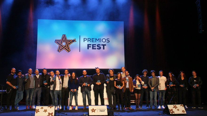 Premios Fest 20º7