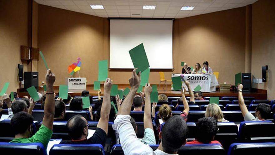 Asamblea de Somos Lanzarote