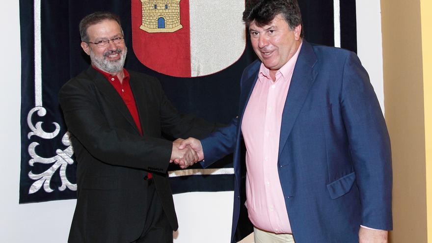 Nemesio de Lara y Antonio Serrano, elegidos como senadores por designación autonómica en CLM