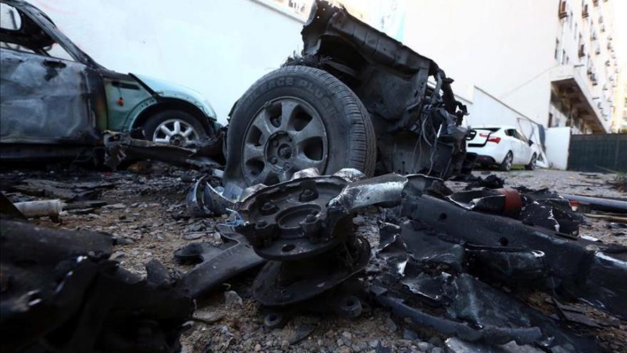 Al menos 25 muertos en tres atentados en el este de Libia