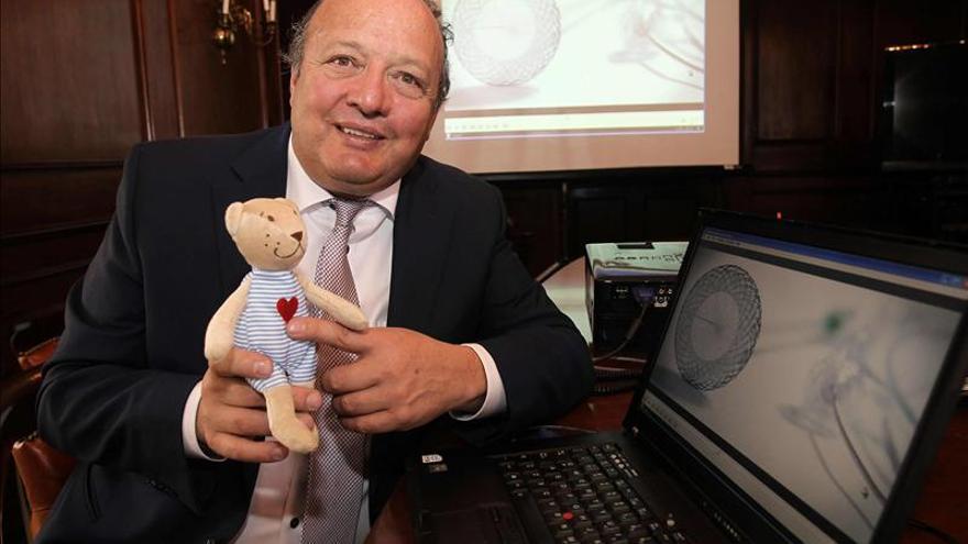 Salvar la vida de un niño es la mayor recompensa, dice Franz Freudenthal