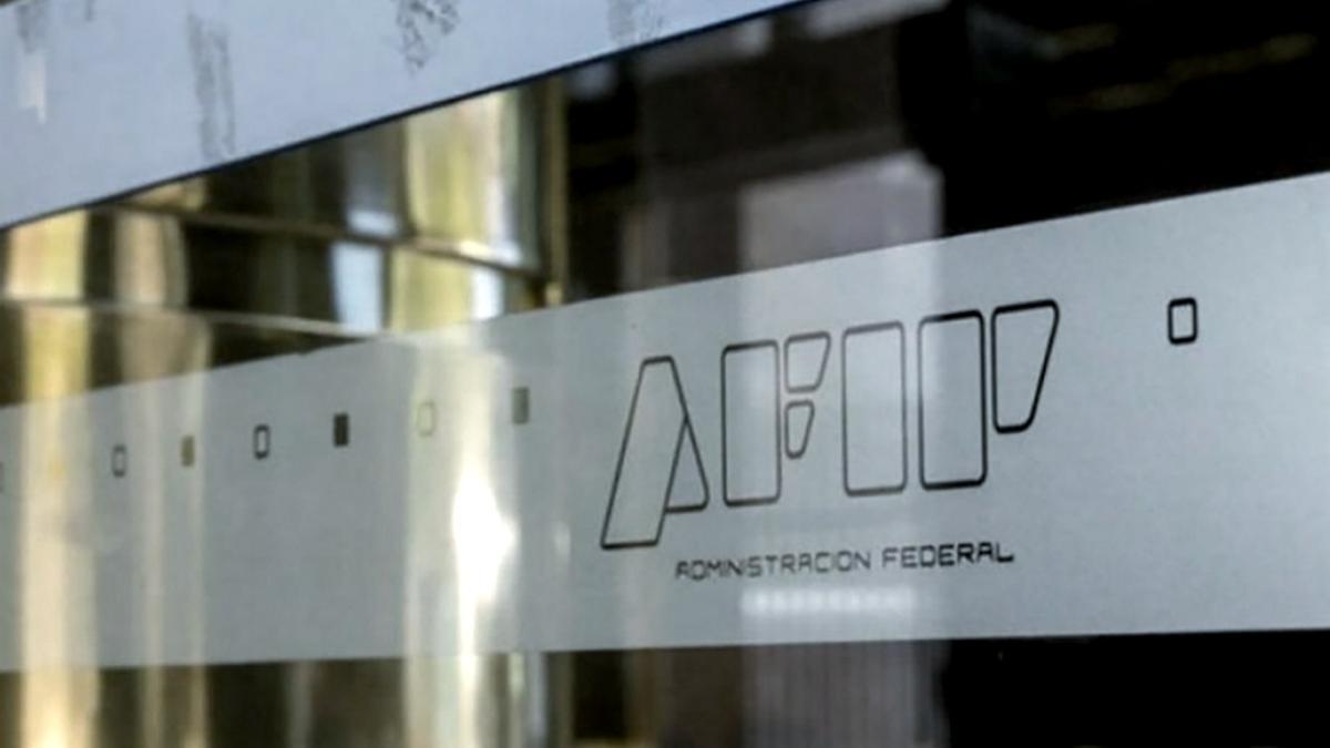 Una sede de AFIP.