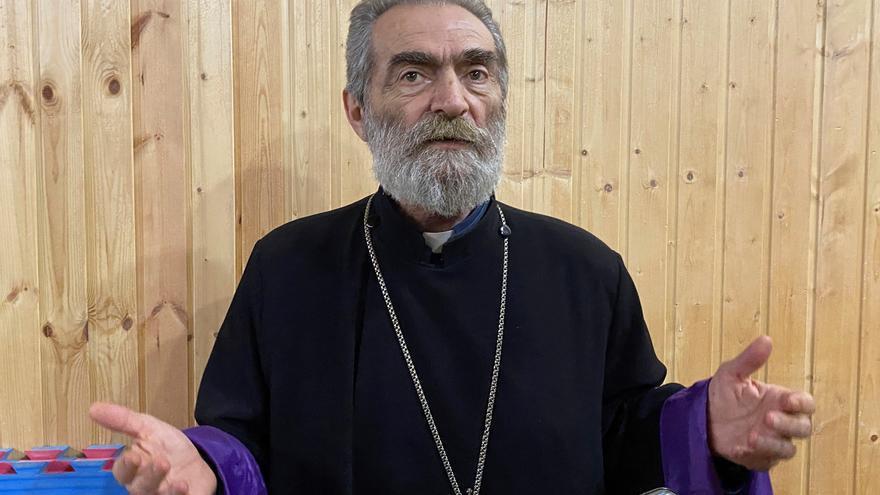"""Arzobispo del Karabaj: """"Nunca fue un conflicto religioso"""""""