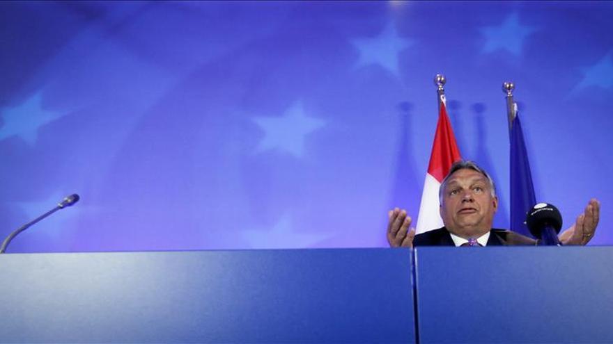 El primer ministro de Hungría, Viktor Orbán. / EFE.