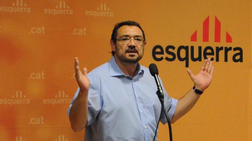 Agustí Cerdà, líder de ERPV