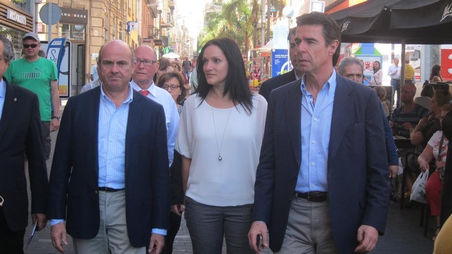 """Soria pide una """"mayoría clara y contundente"""" del PP para que """"no haya dudas"""" con el nuevo Gobierno"""