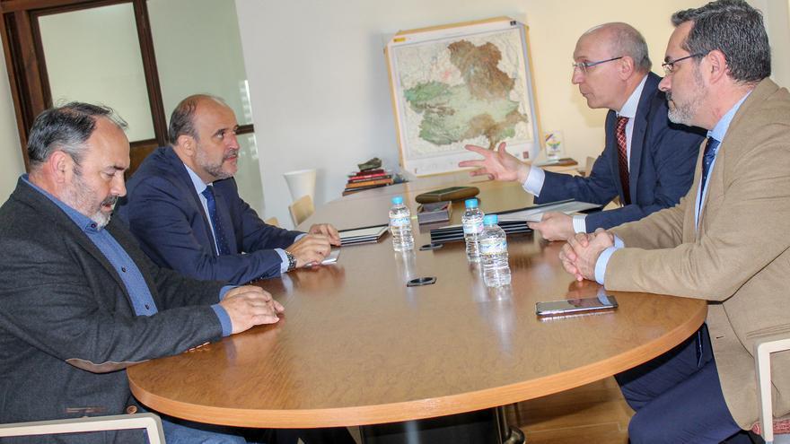 Primeras reuniones para el Pacto contra la Despoblación en Castilla-La Mancha