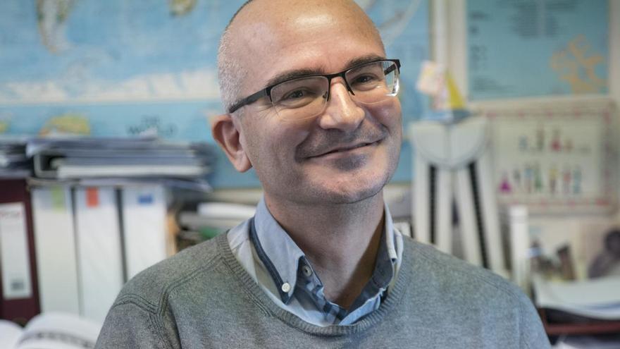 José Lull, egiptólogo.