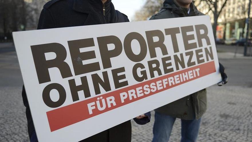 RSF pide a México una investigación exhaustiva del asesinato de dos periodistas