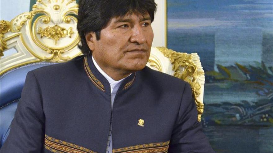 Evo Morales aprueba el pago de doble aguinaldo por Navidad en Bolivia
