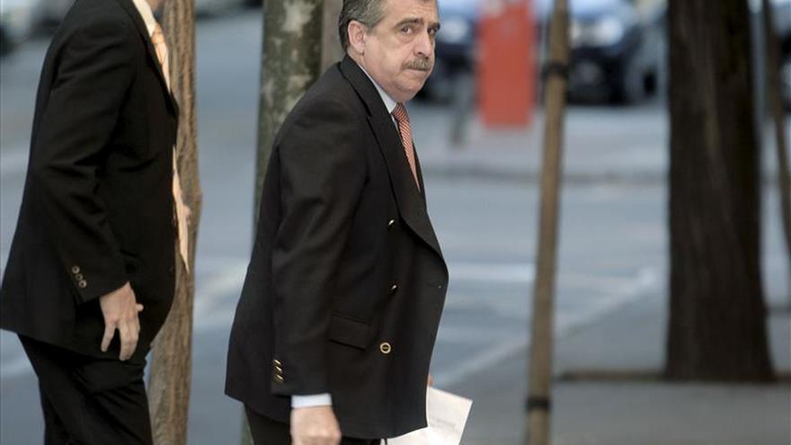 El juez Ismael Moreno.