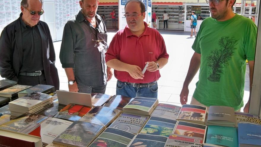 Iceta (PSC) apela a quienes rechazan a Rajoy para apoyar a Sánchez como candidato alternativo