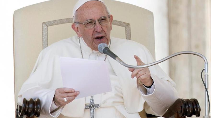 El papa se reunió con la Orden de Malta antes de elección de Gran Maestre
