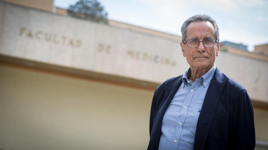 Antonio Lobo es catedrático de Psiquiatría de la Universidad de Zaragoza