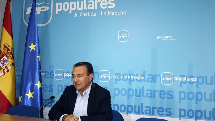 Agustín Conde opina que a Ruz se le van torciendo mucho las cosas para encontrar culpas al PP