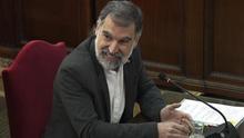 """Cuixart defiende el """"pacifismo"""" del procés: """"En Catalunya el descontento se canaliza sin el 'a por ellos'"""""""