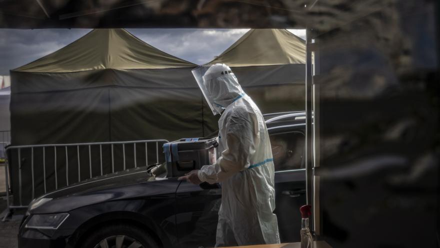 Nuevo salto de contagios en la República Checa, más de 8.600 en un solo día