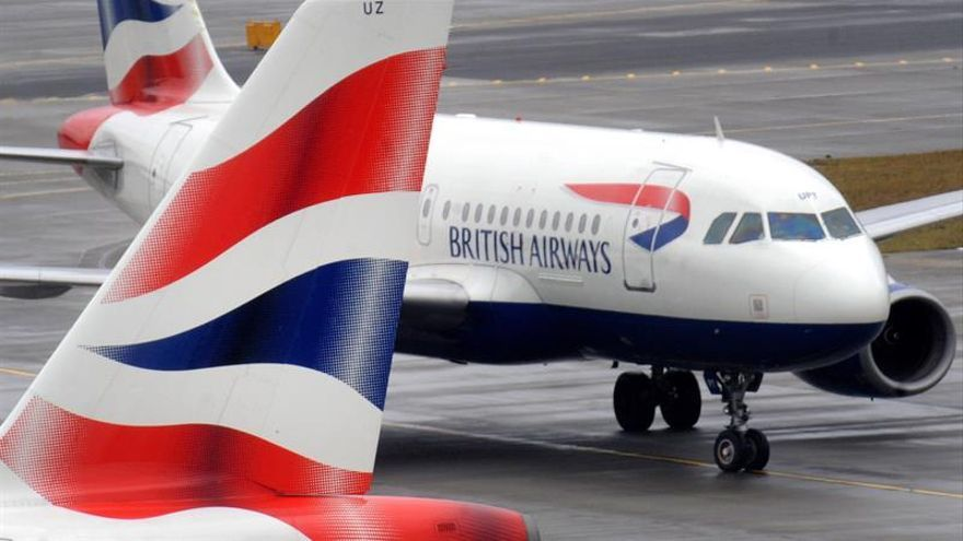 Un fallo en el sistema de facturación provoca retrasos en British Airways