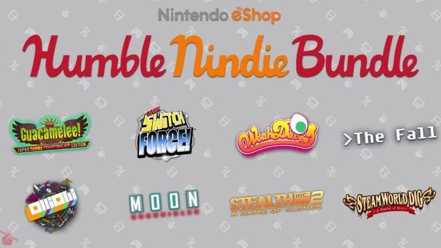 Humble Nindie Bundle