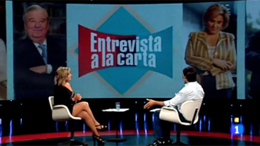 """""""Cayetano vetó a Pilar Rahola en un programa necesario y elegante, pero algo 'pelota'"""""""
