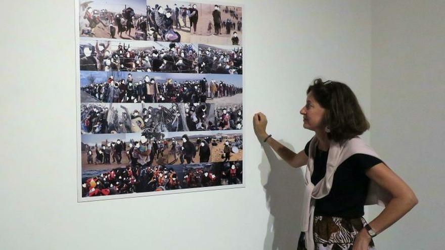 Rostros de refugiados sirios gritan su desesperación a una sociedad ciega