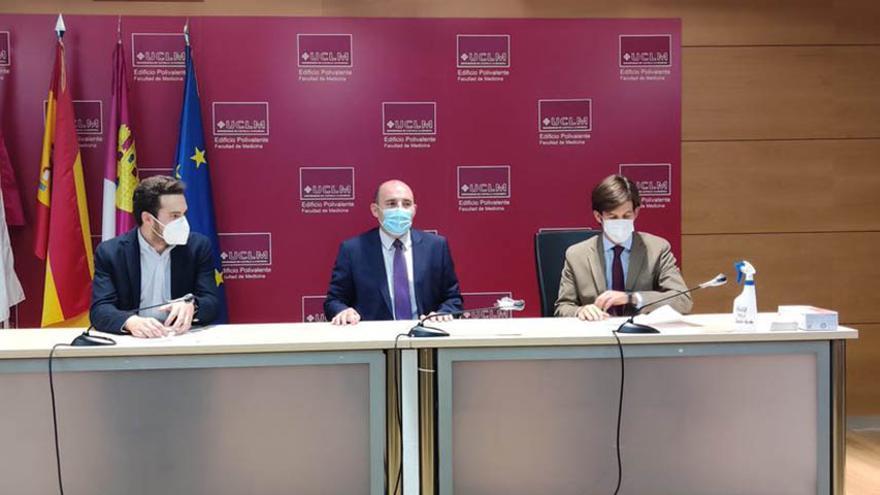 El egresado de la UCLM en Ciudad Real, Daniel Gómez, número 1 del MIR 2021
