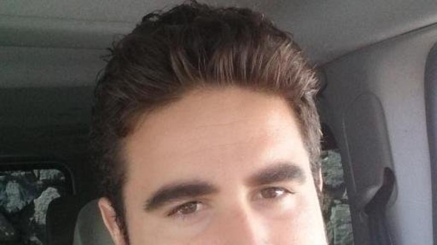 Wilmer Quintero, concejal de Valverde