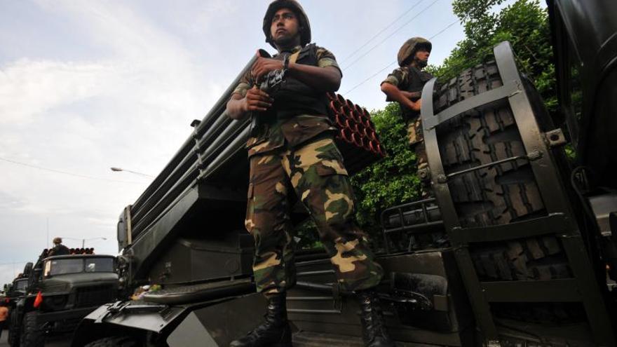 Sandinistas aprueban una reforma militar que abre la vía a reelegir al jefe del Ejército