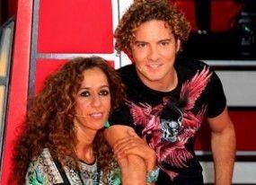 David Bisbal y Rosario repiten como coaches en 'La Voz Kids 3' de Telecinco