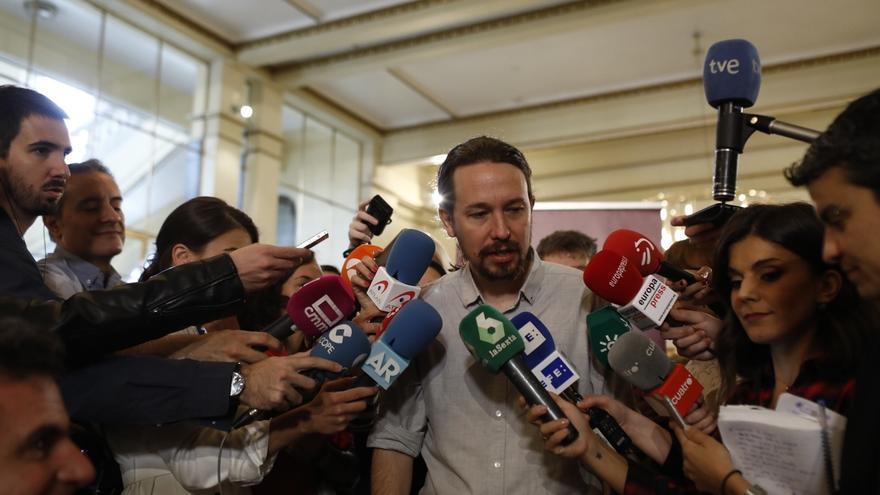 Iglesias no exige la dimisión de Planas hasta escuchar sus explicaciones y saber si la Fiscalía pide desimputarlo o no