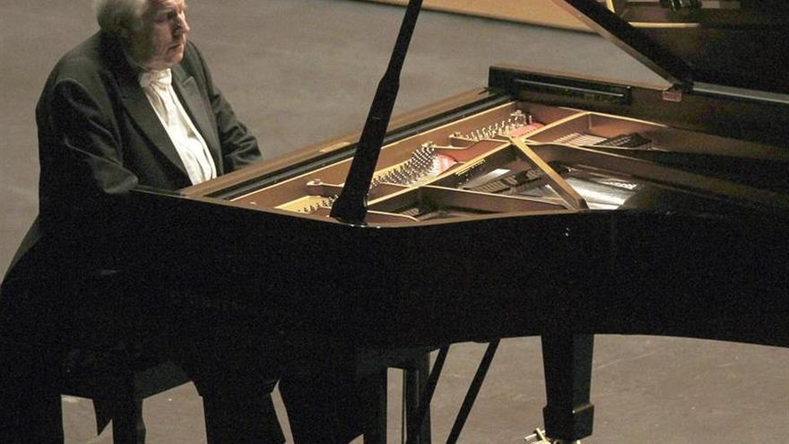El piano de Sokolov llevará a Mozart y a Beethoven al Auditorio Nacional
