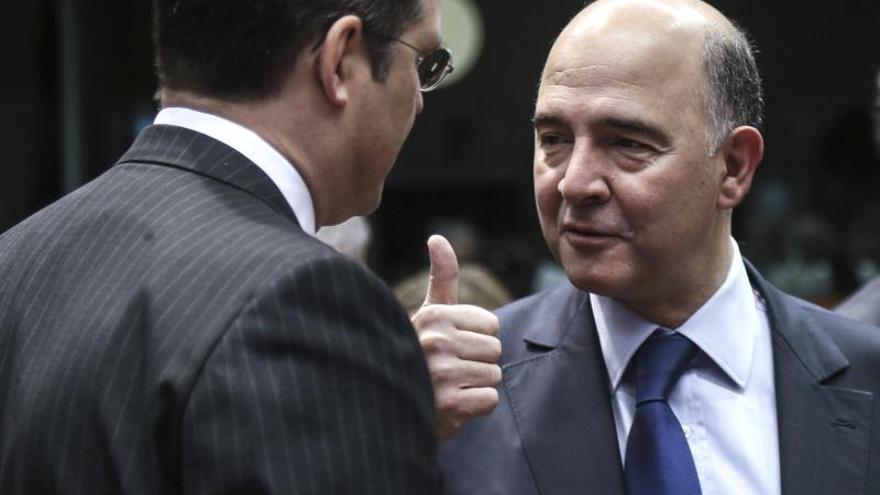 Francia calcula un déficit presupuestario de 74.900 millones de euros en 2013