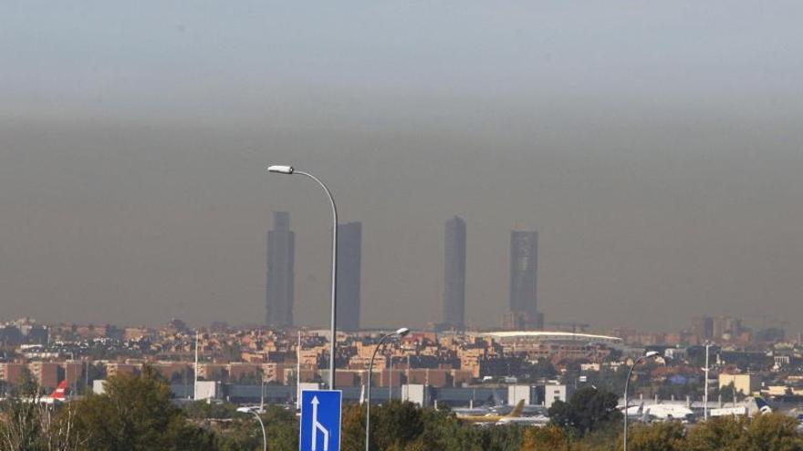 La contaminación del aire provocó 422.000 muertes prematuras en Europa