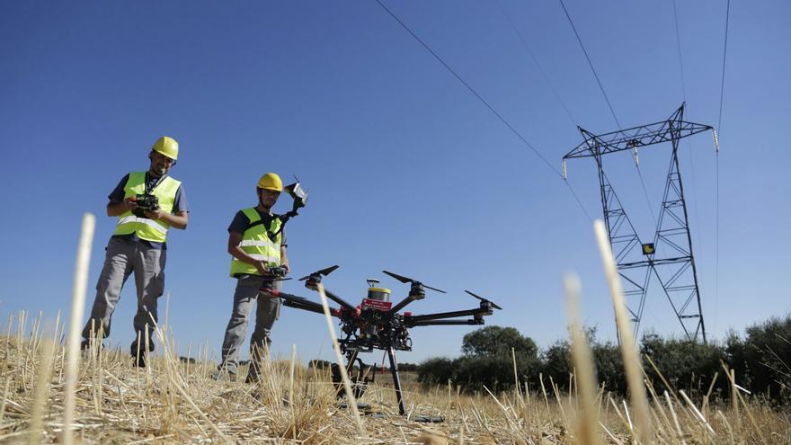 El uso de drones en el sector energético ha supuesto un cambio de paradigma.