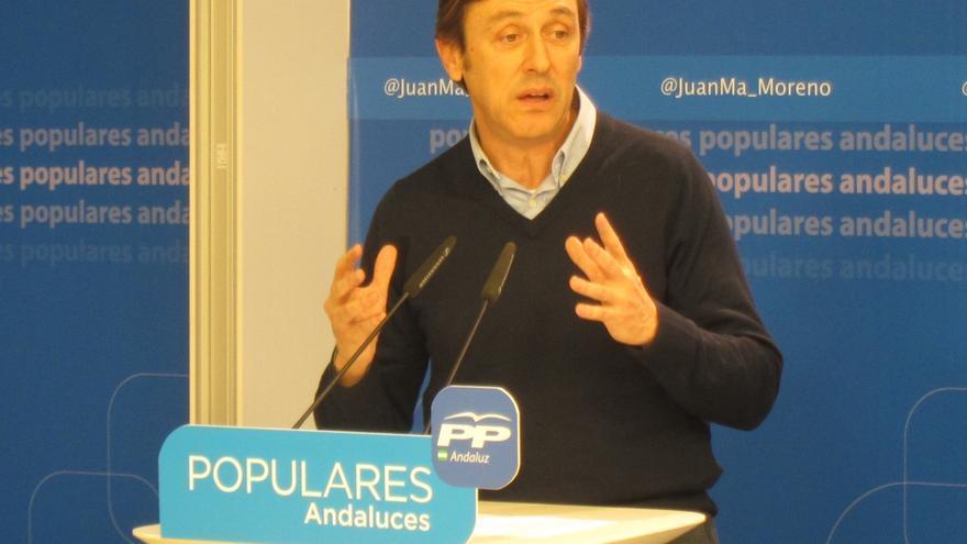 """Hernando (PP): Podemos """"se presenta como Don Limpio"""" pero """"está lleno de suciedad, por no decir de caca"""""""
