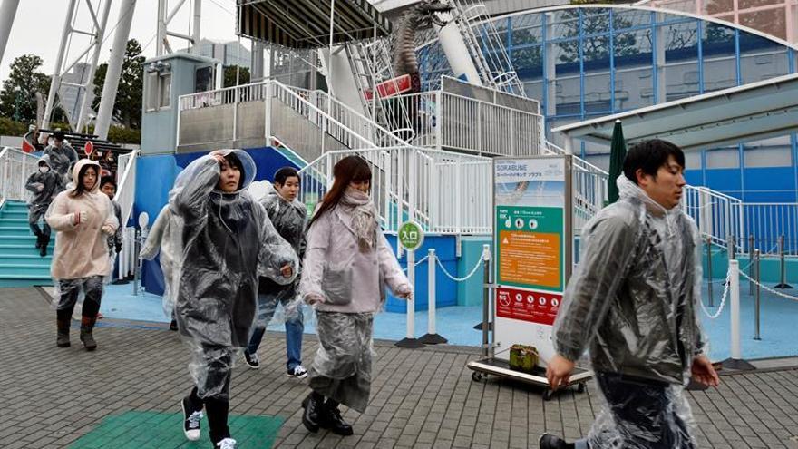 Tokio acoge su primer simulacro de evacuación ante un eventual ataque de misiles