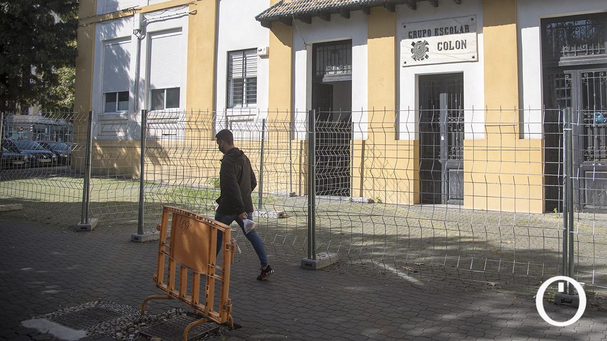 Colegio Colón en Córdoba.