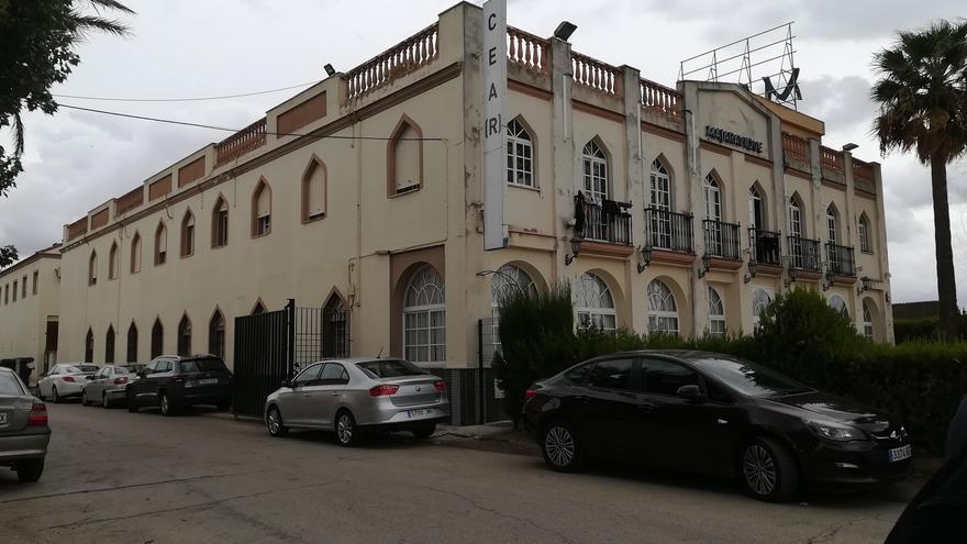 Antiguo Hotel Majaravique