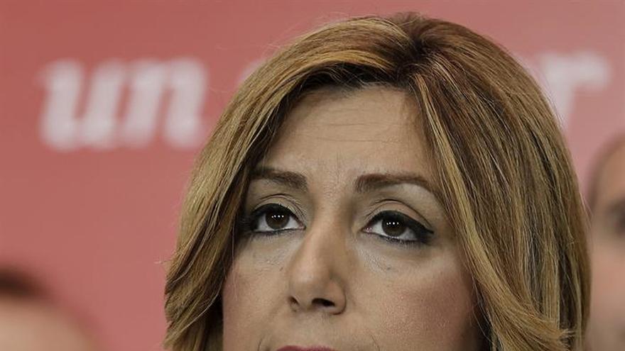 """Susana Díaz pide consenso para minimizar """"al máximo"""" las consecuencias del brexit"""